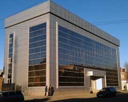 вентилируемый фасад алюминиевый