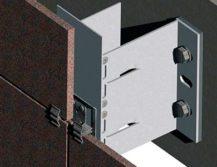 Подконструкция для вентфасада