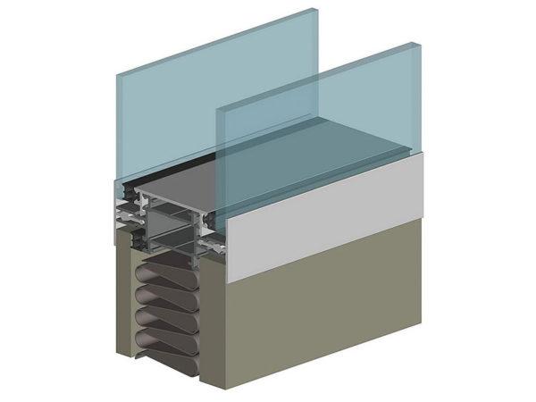 Alutech 110, alumil p100, офисные перегородки стационарные