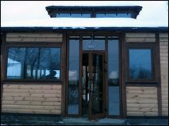 Теплые алюминиевые конструкции ALUTECH ALT W62
