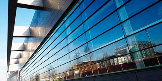 Стеклянные фасады, прозрачные фасады, фасады из стекла