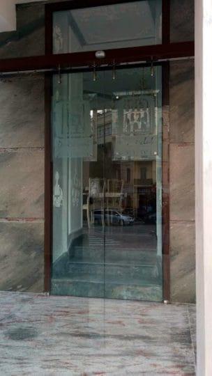 Авотматические входные двери
