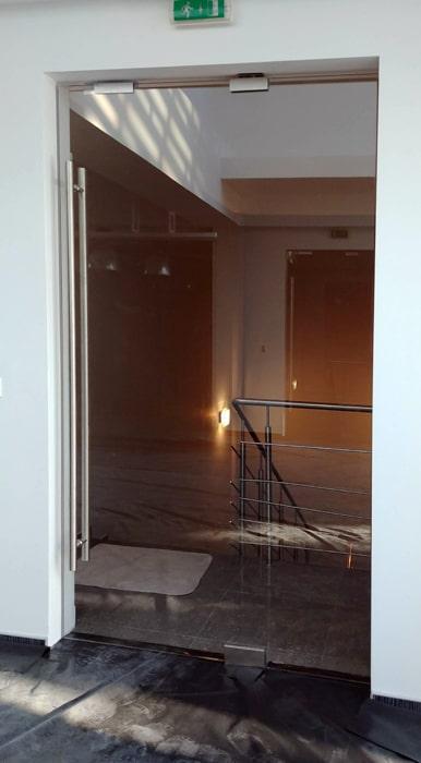 Стеклянные двери, стекляные двери
